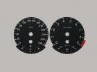 Накладка спидометра/тахометра BMW 330 км/ч