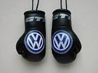 Cувенирные перчатки Volkswagen на салонное зеркало