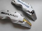 Комплект накладок на суппорты Mercedes AMG
