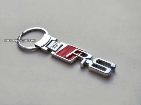 Брелок металлический Audi RS