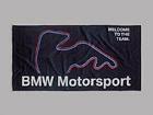 Полотенце BMW Motorsport (оригинал)