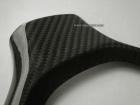 Накладка на рулевое колесо BMW (карбон)