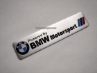 Табличка BMW Motorsport на самоклеящейся основе