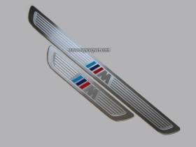 Накладки на пороги BMW M X5 E70, X6 E71, X1 E84, X3 E83, X3 F25