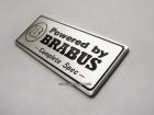 Табличка Brabus Complete Spec на самоклеящейся основе
