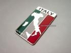 Табличка Italy на самоклеящейся основе
