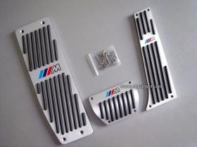 Комплект накладок на педали BMW M (AT)