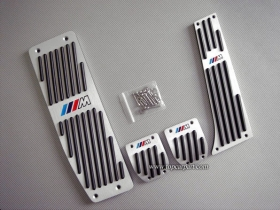Комплект накладок на педали BMW M (MT)