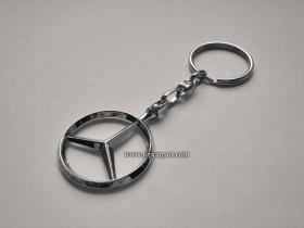 Брелок металлический Mercedes Classic