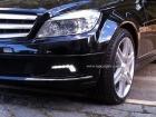 Дневные ходовые огни Mercedes W204