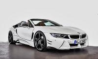 """""""Труба должна дымить"""": AC Schnitzer BMW i8 Roadster."""