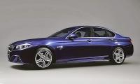 Лимитированная версия BMW 5 Series Baron для Японии.