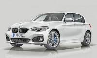 Дебютировала обновленная BMW 1-Series.