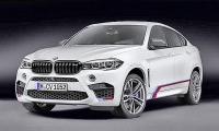 Аксессуары M Performance для кроссоверов BMW X5 M и BMW X6 M.