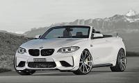 В Daehler пофантазировали на тему BMW M2 Convertible.