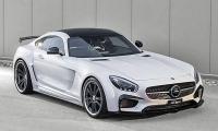 FAB Design Areion Wide Body для Mercedes AMG GT.