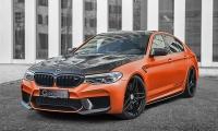 G-Power BMW M5 Hurricane RS: 2,5 секунды до 100 км/ч.