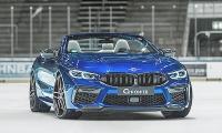 Впечатляющие 820 лошадиных сил для BMW M8 от G-Power.