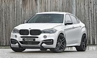 Чип-тюнинг BMW X6 M50d F16 от G-Power.