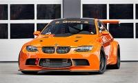 Оранжевый BMW G-Power M3 GT2 S Hurricane для трека.