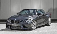 Мощная и открытая: Lightweight Performance BMW M2 Cabriolet.