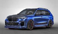 Аэрокит Lumma Design CLR X7 для BMW X7.