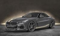 Рендеры нового родстера BMW Z4 от Manhart Performance.
