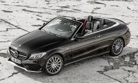 В Женеве показали новый Mercedes C Class Cabriolet.