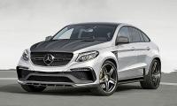 Аэрокит Topcar Inferno для Mercedes GLE Coupe покажут в Женеве.