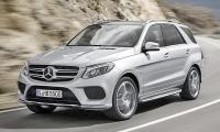 Новый Mercedes GLE заменит ML-Class.