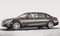 Концерн Daimler объявил о начале продаж топового лимузина.