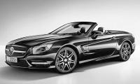 Очередной фейслифт для Mercedes SL.