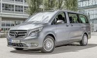 Представлен Mercedes VIto 2014 модельного года.