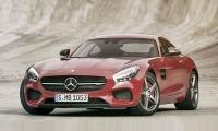 Премьера Mercedes AMG GT.