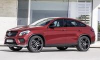 Детройт 2015. Дебютирует новый Mercedes GLE Coupe.