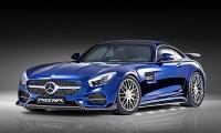 Mercedes AMG GT S от немецкой Piecha Design.