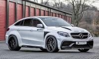 Widebody-аэрокит Prior Design для Mercedes GLE Coupe.